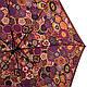 Оригинальный женский зонт, полуавтомат, антиветер AIRTON (АЭРТОН) Z3615-46, фото 3