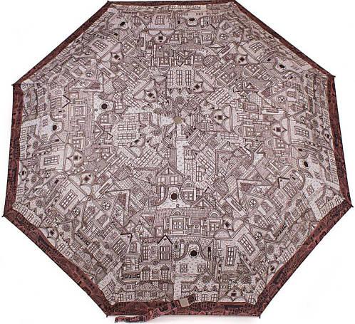 Элегантный женский зонт, полуавтомат, антиветер AIRTON (АЭРТОН) Z3615-47