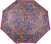 Разноцветный женский зонт, полуавтомат, антиветер AIRTON (АЭРТОН) Z3615-54