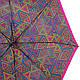 Разноцветный женский зонт, полуавтомат, антиветер AIRTON (АЭРТОН) Z3615-54, фото 3