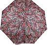 Нестандартный женский зонт, полуавтомат, антиветер AIRTON (АЭРТОН) Z3615-55