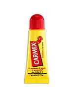 Бальзам для губ Carmex Strawberry Tube - Кармекс Клубничный в тюбике