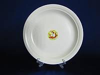 Тарелка керамическая 25 см Beige