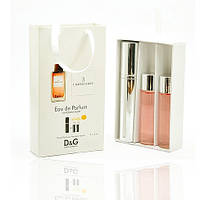 Мини парфюм Dolce & Gabbana 3 L`Imperatrice (Дольче Габбана 3 Императрица) с ферамонами + 2 запаски, 3*15 мл.