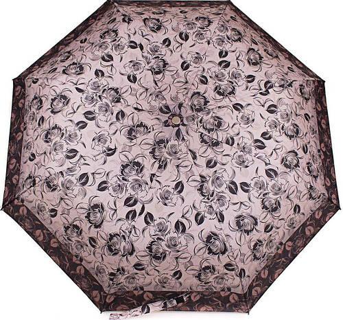 Нестандартный женский зонт, полуавтомат, антиветер AIRTON (АЭРТОН) Z3615-59