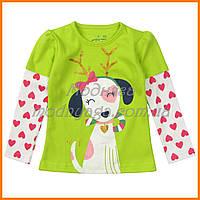 Детский трикотаж кофты для девочек