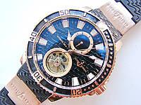 Часы ULYSSE NARDIN (Marine)механика.Класс АА