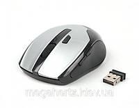 Беспроводная оптическая мышка мышь MR-315 Silver