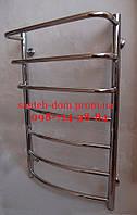 Полотенцесушитель водяной для ванной комнаты  Каскад 500*900мм/7полок нержавеющая сталь