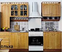 Кухня Карина комплект с пеналом МДФ