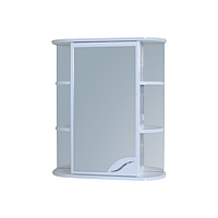 Шкаф для ванной комнаты 65-02 Зеркальный