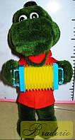 Мягкая игрушка Крокодил Гена 11084