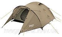 Трехместная палатка Terra Incognita Zeta 3 песочная