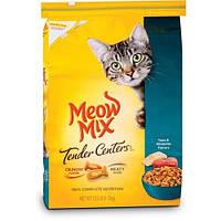 Meow Mix Tender Centers с тунцом и океанической рыбой 10.01 кг