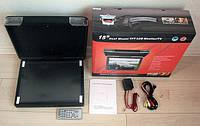 Автомобильный телевизор потолочный 15 дюймов + USB + SD
