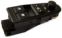 Блок кнопок управления стеклоподъемниками c джостиком 2 кнопки ВАЗ 1117, ВАЗ 1118, ВАЗ 1119 Калина АВАР