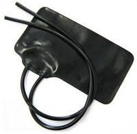 Камера резиновая импортная 2-х трубочная в силиконовой смазке увеличенная 30*15см