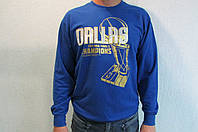Мужская толстовка  Paidiao Dallas синяя код 118в