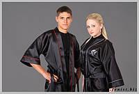 Халат кимоно для танцев с кантом