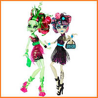 Набор кукол Monster High Венера и Рошель (Rochelle and Venus) из серии Zombie Shake Монстр Хай