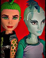 Набор кукол Monster High Гил Уэббер и Дьюс Горгон (Gil Webber and Deuce) Монстер Хай Школа Монстров