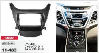 Рамка переходная Carav 11-483 Hyundai Elantra (MD), Avante (MD) 2014+) 2DIN