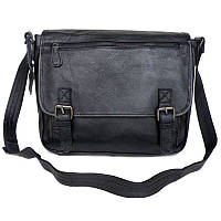 Удобная мужская кожаная сумка
