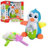 Детская интерактивная игрушка Пингвин
