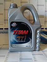 Моторное масло FUCHS TITAN GT1 0W-20 (4л.) для спортивных и гоночных автомобилей