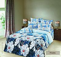 293486 Постельное белье Зоряне сяйво, двуспальный, дизайн Рандеву