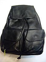 Рюкзак городской кожаный. Код 902.