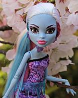 Кукла Monster High Эбби Боминейбл (Abbey Bominable) Путешествие в Скариж Монстер Хай Школа монстров