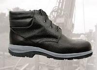 """Ботинки рабочие кожаные """"Тревел-Guma"""""""