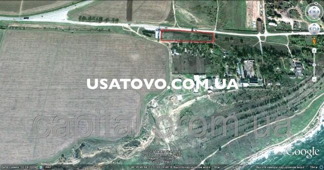 Продам земельный участок в Одесской области, Коминтерновского района, с. Григорьевка