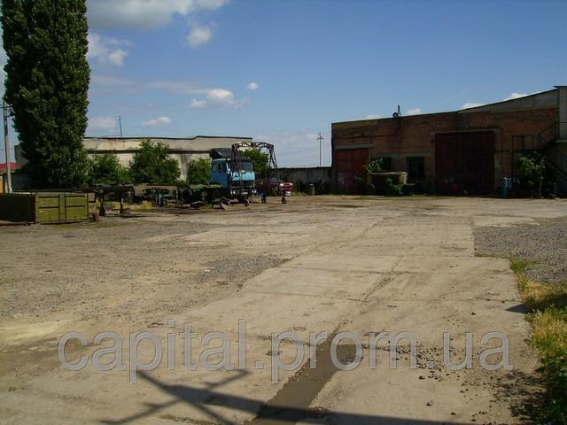 Продам автотранспортную базу, предприятие в Одесской области, Беляевского района, село Нерубайское
