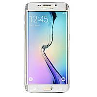 Защитное стекло Amorus 3D 9H на весь экран для Samsung Galaxy S6 Edge plus G928 прозрачное