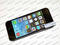 iPhone 5S Android Металл Черный - 1Sim + 512RAM + 4GB Rom