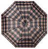 Замечательный женский зонт из понжа, полуавтомат Susino 3009-2