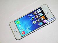 iPhone 5S Android Металл Серебро - 1Sim + 512RAM + 4GB Rom