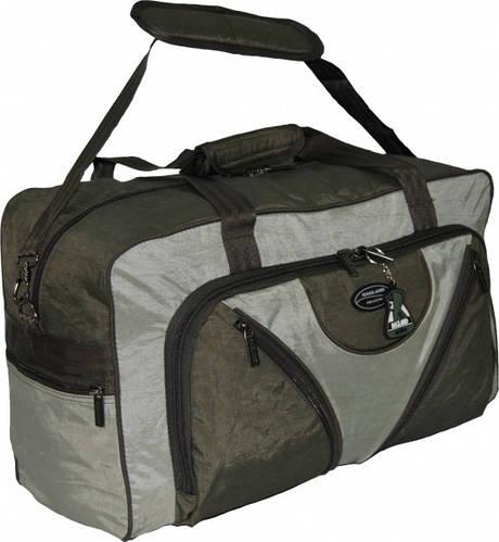 Дорожная сумка среднего размера Bagland Милан 44,4 л. 34470. Цвет в ассортименте