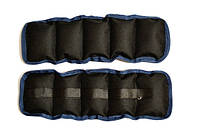 Утяжелители для рук/ног 2,0 кг пара (2 по 1 кг)