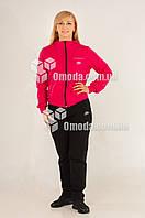 Женский розовый спортивный костюм Nike