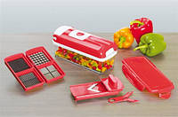 Овощерезка nicer dicer plus red