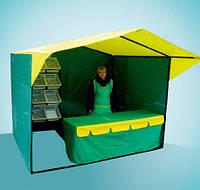 Торговая палатка. Организовать уличный бизнес? Легко !