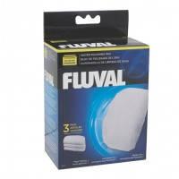 Hagen Fluval Polishing Pad фильтрующая губка для полирования воды для фильтров Fluval 104, 105, 106 и 204, 205, 206, 3шт
