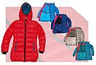 Пальто зимнее для девочки подростка