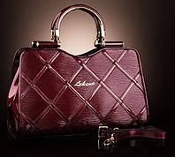 Элитная лаковая сумочка.  Модная женская сумка. Недорогая сумка. Интернет магазин. PU кожа. Код: КЕ67