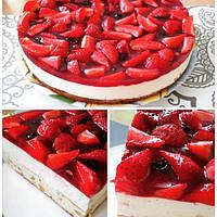 Диетические чизкейки, торты и десерты