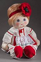 Украинская Национальная Кукла Иванка в Вышиванке мягкая кукла