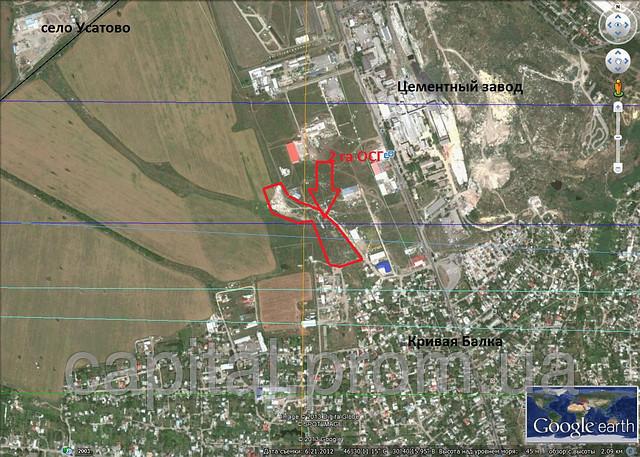 Продам земельный надел в Одесской области, Беляевского района, село Усатово (граница города Одессы)